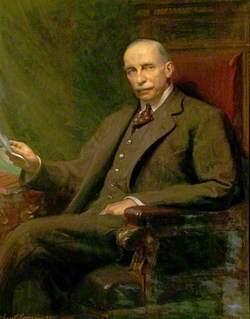Alderman C. E. Barnes, CBE, DL