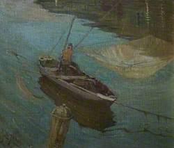 Pêcheur de nuit