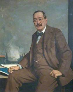 Charles Paxton Markham (1865–1926), Managing Director of Staveley Coal & Iron Co. (1888), Chairman (1903)