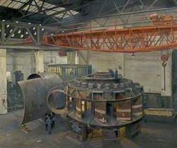 The Kariba First Turbine, Markhams