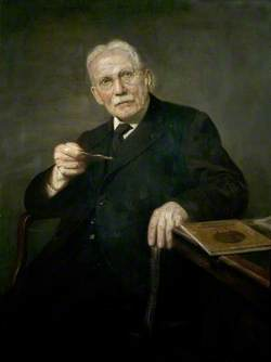 Alderman George Clark (d.1955), OBE, JP, Member of Chesterfield Borough Council (1910–1945), Mayor (1922)
