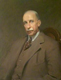Edwin Clay Barnes, CBE, DL, Chairman of the Old Chesterfield and North Derbyshire Royal Hospital (1901–1931)