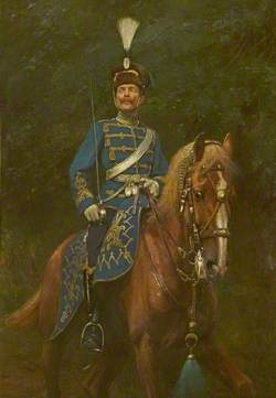 The Blue Hussar