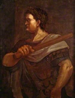 Flavius Domitian (AD51–AD96), Roman Emperor (AD81–AD96)