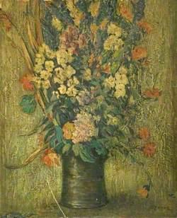 Still Life, Vase of Flowers*