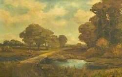 Landscape with Scrub*