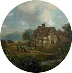 The Old Blacksmith's