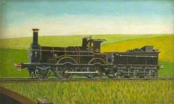 London & South Western Railway 2–4–0 Locomotive 'Isis'