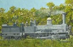 Pensnett Railway 0–4–0 Locomotive 'ALMA'