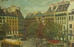 Place de Rennes, France