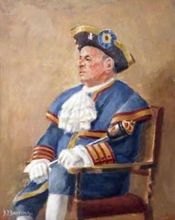 Joe Lake (1926–1998), Town Crier