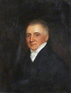 Reverend Henry Nicholls, Mayor of Barnstaple (1826)