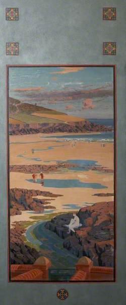 North Devon Coast View