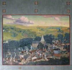 Braunton, Devon, View from East Hill