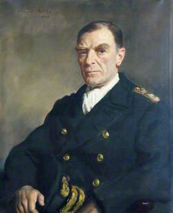 Sir Phillip Vian (1894–1968)