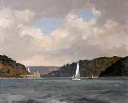 Entering Dartmouth Harbour
