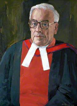 The Very Reverend Marcus Knight (1903–1988), Dean of Exeter (1960–1972)