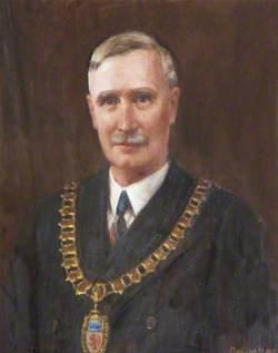 Sir John F. Shelley, Bt, Chairman of Devon County Council (1946–1955)