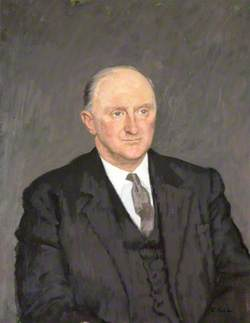Sir George C. Hayter-Hames, Kt, Chairman of Devon County Council (1955–1965)