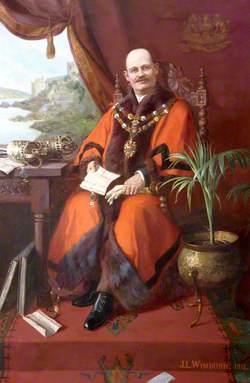 Charles Peek (1862–1926), Mayor of Dartmouth (1911–1914 & 1919–1921)