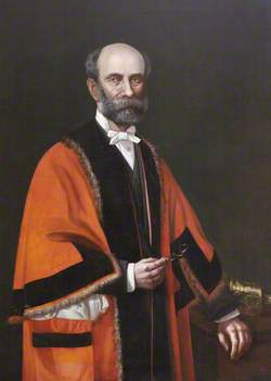 John Morgan Puddicombe, Mayor of Dartmouth (1873–1876)