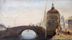 New Ground Bridge and Plumleigh Conduit, Dartmouth, Devon