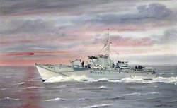 Motor Torpedo Boat MTB 777