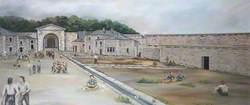 Market Square, Dartmoor Prisoner of War Depot