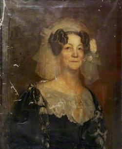 Portrait of a Lady in a Lace Bonnet