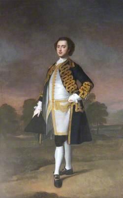 John Tuckfield, Esq., MP for Exeter (1745–1776)