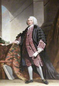 Benjamin Heath (d.1766), LLD, Town Clerk of Exeter for 14 Years