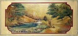 Proctor's Hoopla: Landscape Scene, Dovedale, Derbyshire