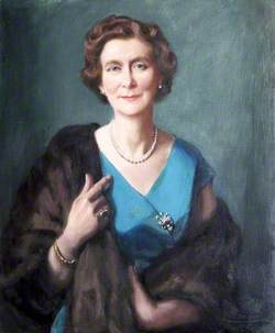 Lady Gertrude E. Smith (Lady Ben), Member of Newton Abbot Rural District Council (1965–1975)