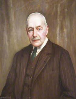 Sir John Daw, Kt, Chairman of Devon County Council (1938–1946)