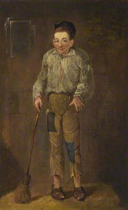 Mr J. C. Hay, Formerly Manager of Exeter Theatre, in His Celebrated Character of 'Jack Rag'