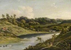 River in Devon