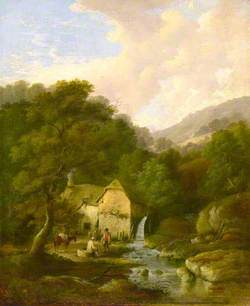 Bridford Mill, Devon
