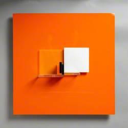 Perspex Group on Orange (E)