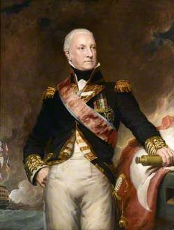 Admiral Edward Pellew (1757–1833), 1st Viscount Exmouth