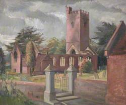 Parish Church of Clyst St George, Devon, North East View