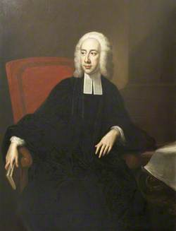 Alured Clarke (1696–1742), Dean of Exeter, Principal Founder and First President of Royal Devon and Exeter Hospital (1741)