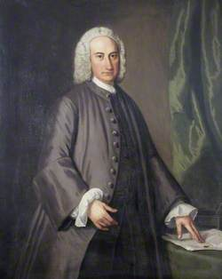 Ralph Allen (1693–1764), President of the Royal Devon and Exeter Hospital (1758), and Benefactor