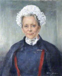 Miss R. M. Furze, Matron, Royal Devon and Exeter Hospital (1958–1970)