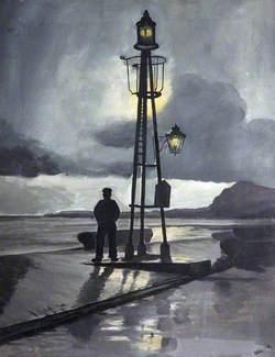 Fisherman's Beacon, Sidmouth, Devon