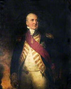 The Right Honourable Edward Pellew (1757–1833), 1st Viscount Exmouth, Vice-Admiral of England