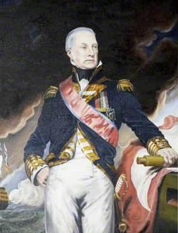 Admiral Sir Edward Pellew (1757–1833), 1st Viscount Exmouth