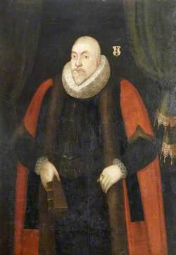 Christopher Wise (c.1566–1628), Mayor of Totnes (1605 & 1621)
