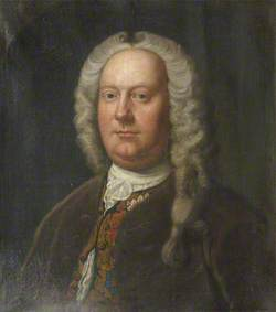 John Trist of Hannaford