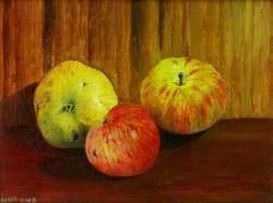 Three Tom Putt Apples