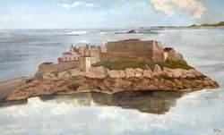 Channel Island Scene